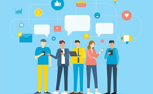 Social Media Follow-up | agMail2.0 | AlphaGraphics